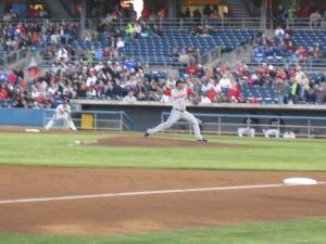 Tides v Braves 22 April 13 2013